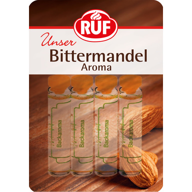 RUF Mõrumandliessents 4x2ml