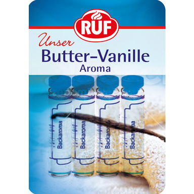 RUF Vanilliessents 4x2ml
