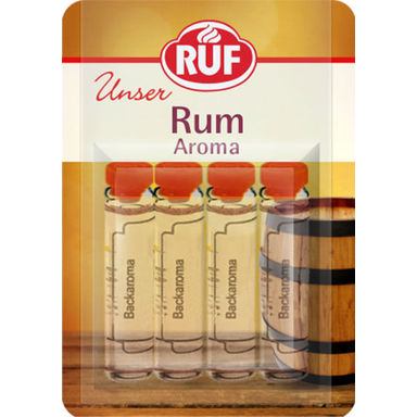 RUF Rummiessents 4x2ml