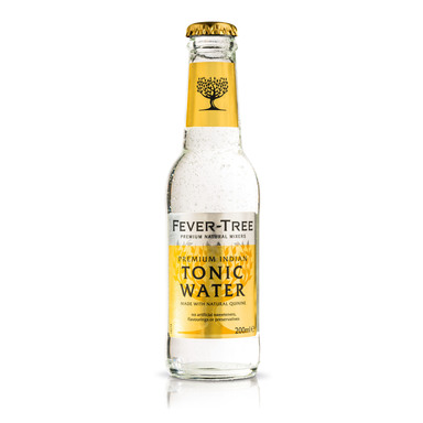 FEVER TREE Tonic water 20cl (klaas)