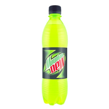 MOUNTAIN DEW Karastusjook sidrunimaitseline 0,5l (pet)