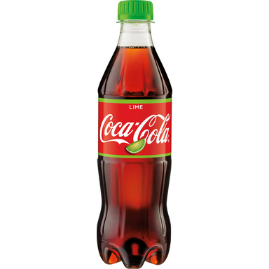 COCA-COLA Lime 0,5l (pet)